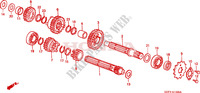 GEARBOX for Honda XR 70 2000