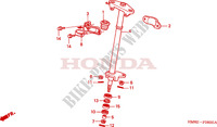 STEERING SHAFT for Honda FOURTRAX 250 RECON Standard 2004