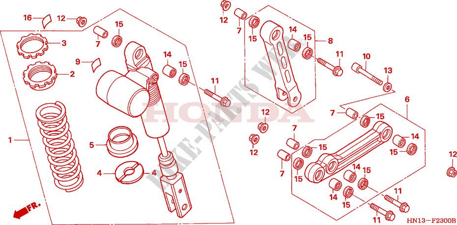 Honda OEM Part 90153-965-000