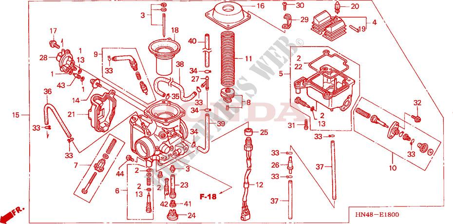 honda 350 atv engine diagram wiring diagram work