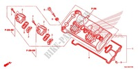 CYLINDER HEAD COVER for Honda CBR 600 RR REPSOL 2013