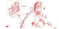 CAM CHAIN   TENSIONER for Honda CRF 125 F 2015
