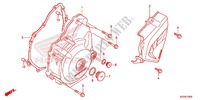 LEFT CRANKCASE COVER   ALTERNATOR (2) for Honda CRF 250 L 2016