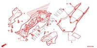 --- GARDE-BOUE ARRIERE  Frame 1000 honda-motorcycle CBR 2014 F_34