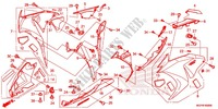 MIDDLE COWL Frame 1000 honda-motorcycle CBR 2014 F_45