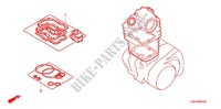 GASKET KIT A for Honda CRF 250 R RED 2008