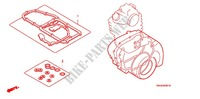 GASKET KIT B for Honda CRF 250 R RED 2008