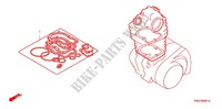 GASKET KIT A for Honda FOURTRAX 450 FOREMAN 4X4 Electric Shift 2004