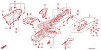 BODY COVER/LUGGAGE BOX/ LUGGAGE CARRIER Frame 500 honda-motorcycle FOURTRAX 2010 F_20